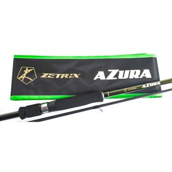 Спиннинг Zetrix Azura AZS-802ML, 244 см, 5-22 гр