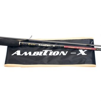 Спиннинг Zetrix Ambition-X AXS-702LL, 210 см, 2-9 гр
